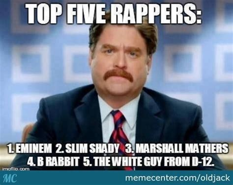 Top 5 Memes - top five rappers 2013 by oldjack meme center