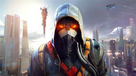 killzone shadow fall wallpapers hd wallpapers id