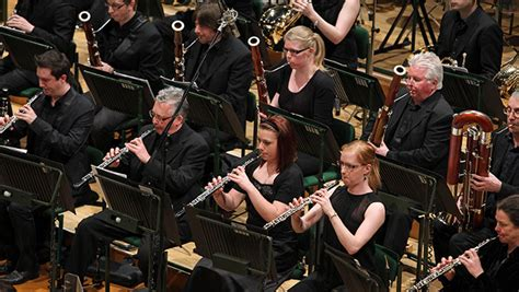 orchestra sections woodwind royal welsh college of music drama