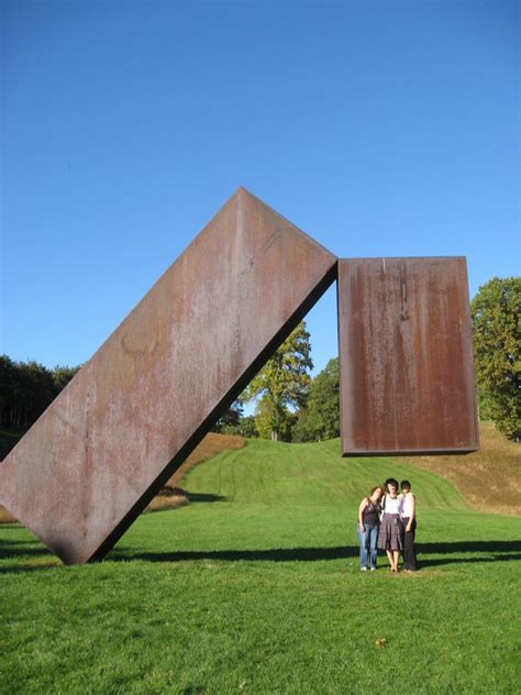 Andersons Defy The Laws Of Physics by 25 Sculptures That Defy Gravity