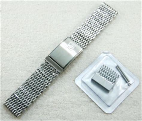 ***SOLD***FS: Mint 20mm Omega Mesh Bracelet 20mm 1380/237 w/ Extension 034ST01   $300