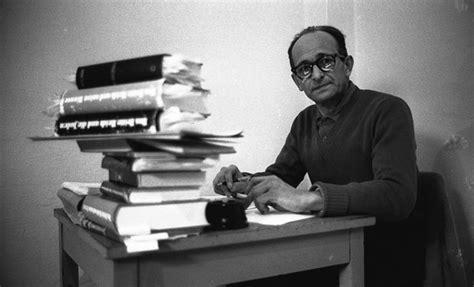 eichmann y el holocausto adolf eichmann y el subconsciente israel 237 enlace jud 237 o