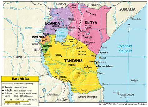 map ya africa l africa orientale ha bisogno di maggiore integrazione e
