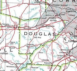 douglas map georgiainfo