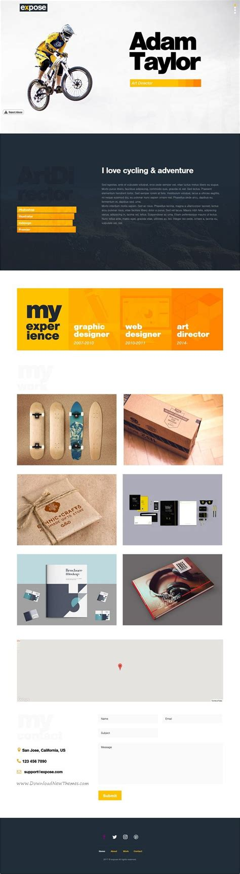 adobe muse portfolio templates 421 best best adobe muse template collection images on