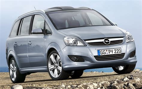 Opel Zafira by Opel Zafira Wallpapers And Images Wallpapers Pictures