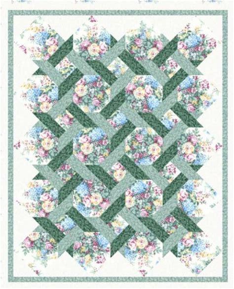 Quilt Pattern Garden Twist | garden twist