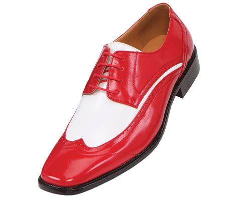 mens oxford dress shoes amali mens two tone and white oxford dress shoe style