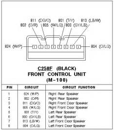 wiring diagram for 1998 mercury grand marquis wiring mercury free wiring diagrams