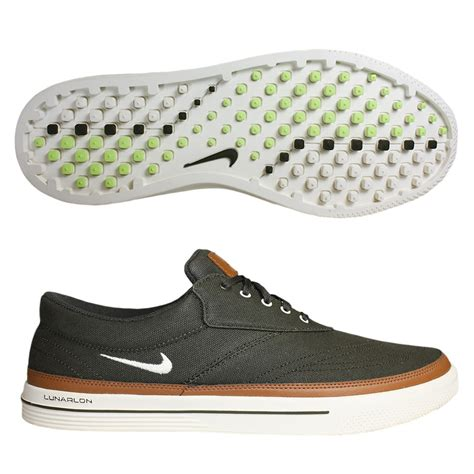 nike lunar swingtip canvas golf shoes discount golf