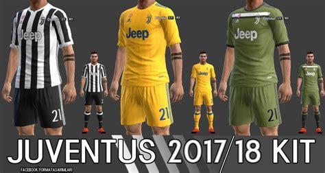 Jersey Juventus Away Patch Serie A 2017 2018 Grade Ori juventus archives pes patch