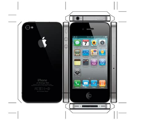 iphone cut out template best photos of iphone 5 cut out template iphone 4 back
