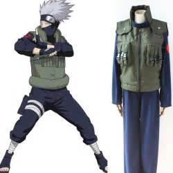 naruto hatake kakashi ninja cosplay anime manga kostueme
