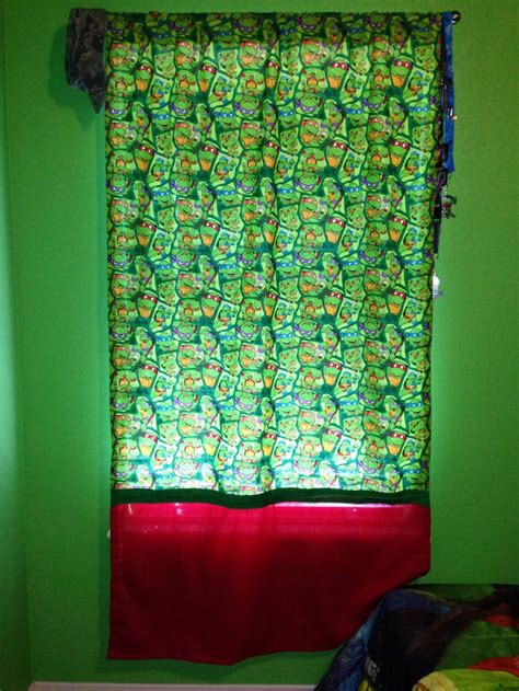 teenage mutant ninja turtles shower curtain teenage mutant ninja turtle curtain bedroom ideas