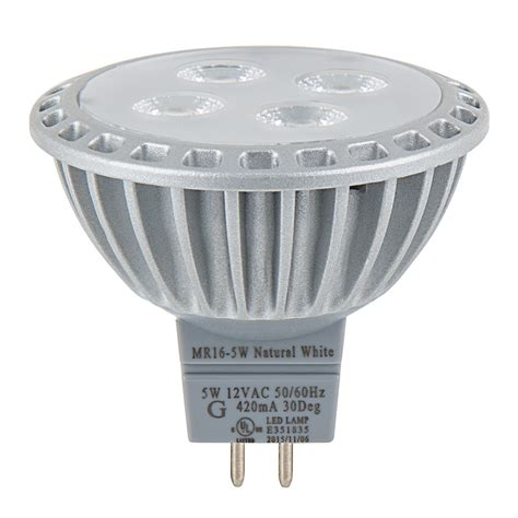 Led Light Bulbs Wattage Mr16 Led Bulb 40 Watt Equivalent Bi Pin Led Spotlight Bulb Landscaping Mr Jc Bi Pin R12