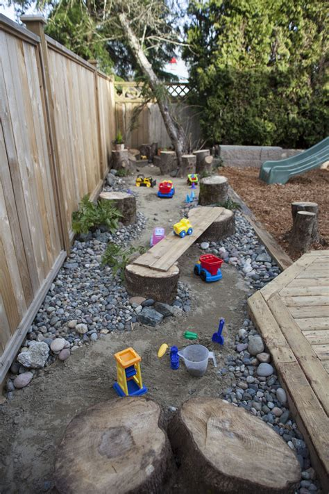 backyard play 3 creatures family daycare homemaking