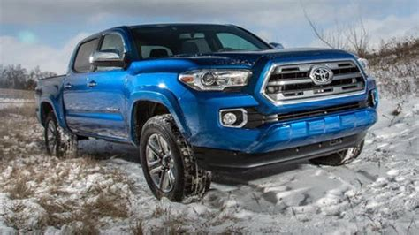 toyota tacoma vs toyota tacoma trd vs sport autos post