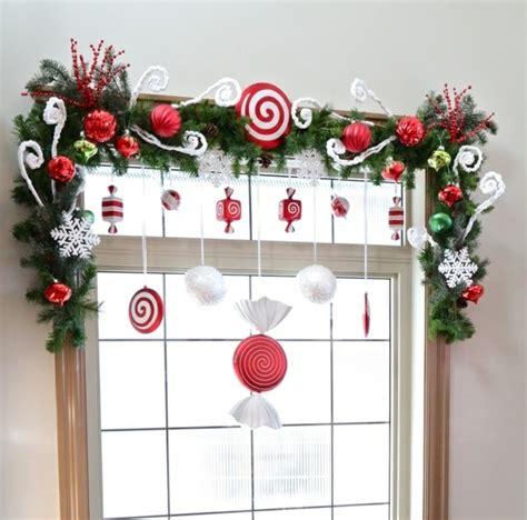 Weihnachtsdeko Langes Fenster by Kreative Ideen F 252 R Eine Festliche Fensterdeko Zu Weihnachten