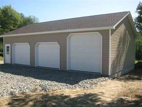 construction post frame house pole barn metal cheap cool garage ideas youtube