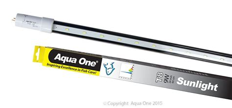 fluorescent light sunlight aqua one sunlight led t8 light fish farm