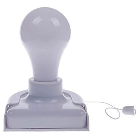 battery operated large handy light light bulb walmart com