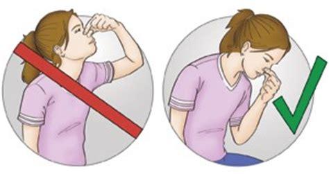 cortar hemorragia nasal sangrado nasal o ep 205 staxis el m 233 dico en la casa