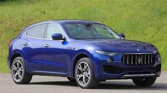 Maserati Levante 2017 Maserati Levante Review With Price Horsepower And