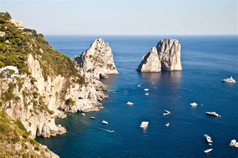 summertime at capri beautiful isle in naples gulf italy 1600x1066