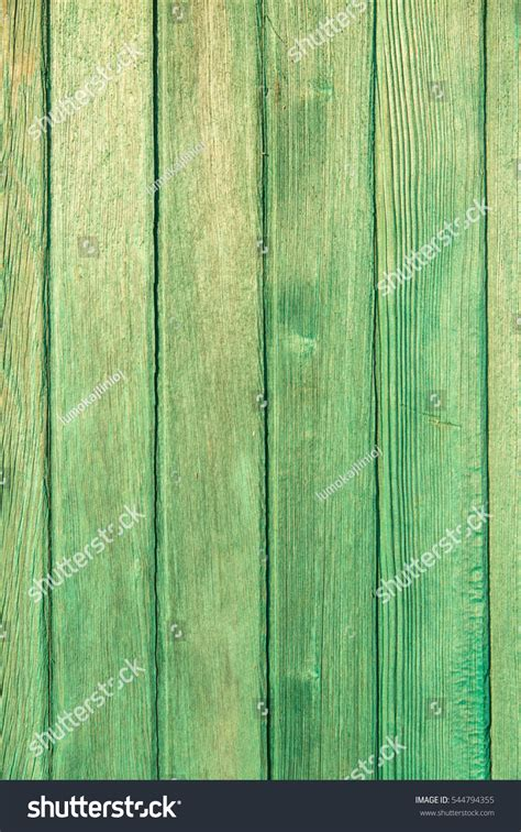 rustic green green rustic wood planks background vertical stock photo