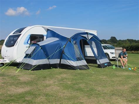 Porch Awning With Annexe by Ka Air Porch Awning Annexe