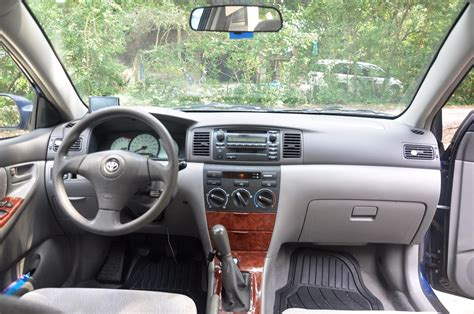 Corolla 2003 Interior by 2003 Toyota Corolla Pictures Cargurus