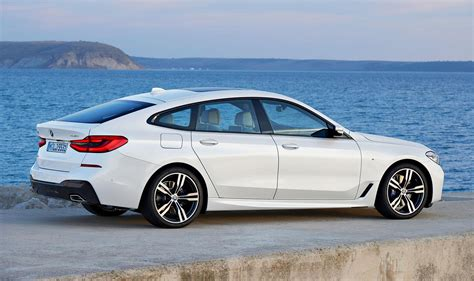 bmw introduces  series gt