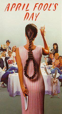 april fools days horror  posters classic horror