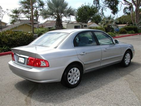 Kia Optima 2004 Type Find A Cheap Used 2004 Kia Optima Lx In Orange County At