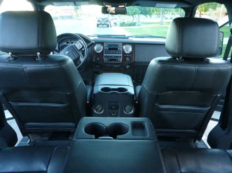 aftermarket truck seats ford 2012 ford f350 custom 6 door truck 4x4 diesel 12 six dr