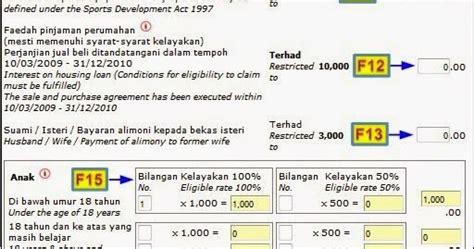 Pengiraan Income Tax | pengiraan income tax jadual pengiraan income tax 2014