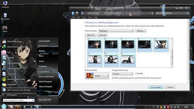 download themes windows 7 kirito download sword art online kirito edition