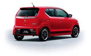alto car new model suzuki sports up its alto kei car with turbo rs version in