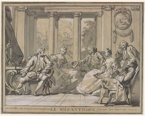 le misanthrope jean baptiste marie pierre le misanthrope drawings online the morgan library museum