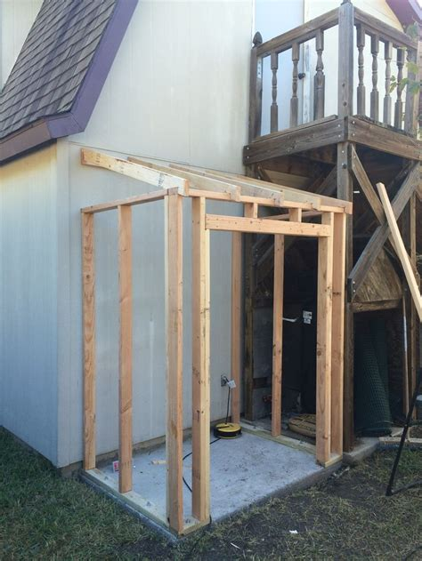 best 25 shed frame ideas on building a small