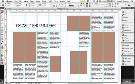 layout indesign architecture design practice ougd406 design practice workshop brief