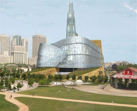 the canadian museum for human rights cmrh in winnipeg the capital knelman bumps in the road for human rights museum the star