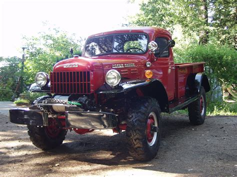 1962 Dodge Power Wagon From The Archives 89