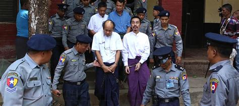 Fugitive Warrant Search Lawyer In U Ko Ni Murder Calls For Naypyidaw Arrest Warrant In Search For Fugitive