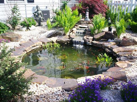 imagenes de jardines con animales pasos a seguir para construir estanques de jard 237 n