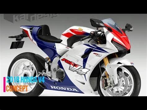 Honda V4 Superbike 2020 by 2018 Honda V4 Concept