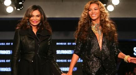It Pays To Be Related To Beyonce by Tina Knowles Lawson Pays Tribute To Daughters Beyonce And