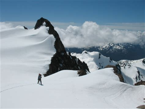 climbing mount olympus olympic national park