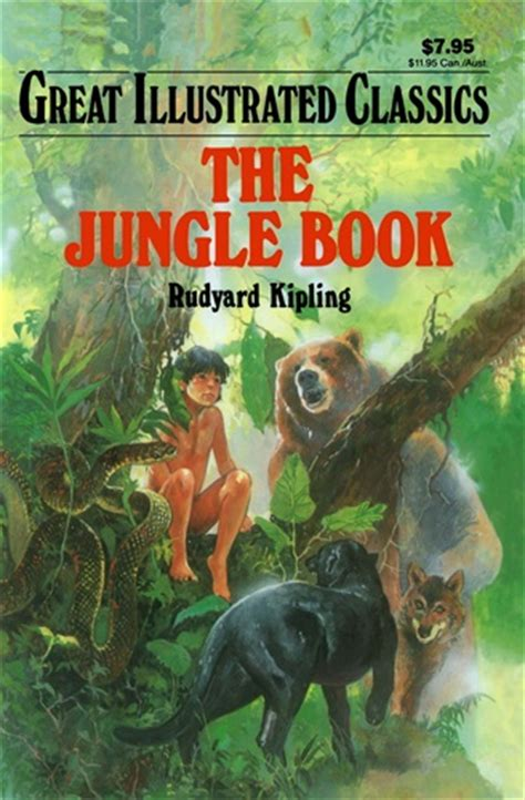 3 great american homes classicist books jungle book great illustrated classics rudyard kipling