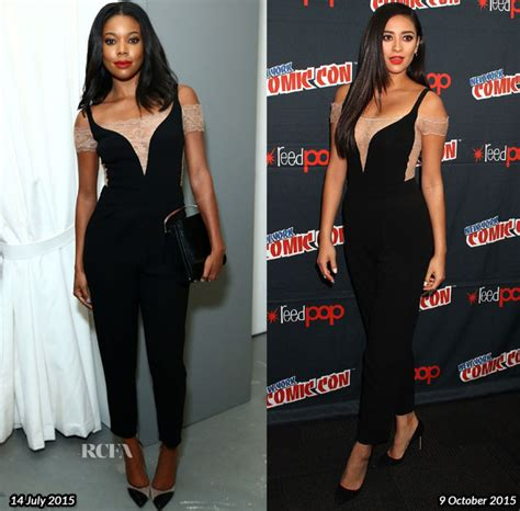 Who Wore Better Carpet Style Awards by Shay Mitchell Carpet Fashion Awards